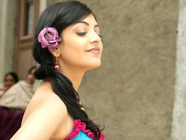 Full HD Sexy Still Wallpapers Of Indian Actress Kajal Agarwal