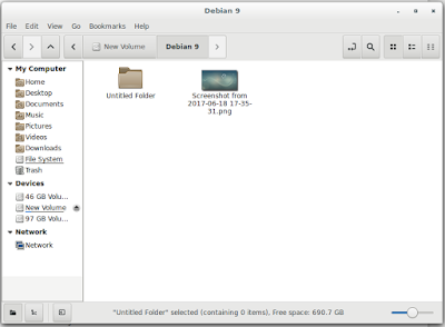 Why I will not write a full-feature review of Debian 9 - Linux notes