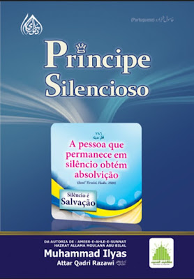 Principe Silencioso pdf in Portuguese by Maulana Ilyas Attar Qadri