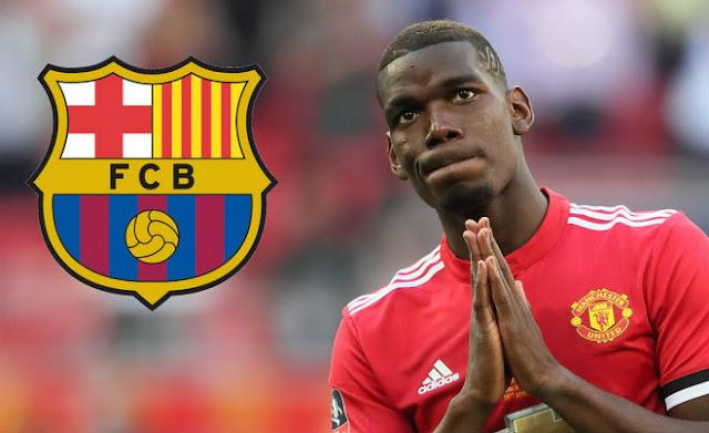 Chuyển nhượng MU: Barca muốn Pogba, Mourinho cao tay đòi 150 triệu bảng