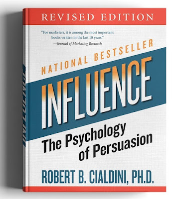 The psychology of persuasion  Originally published: 1984 Author: Robert Cialdini Genre: Self-help book