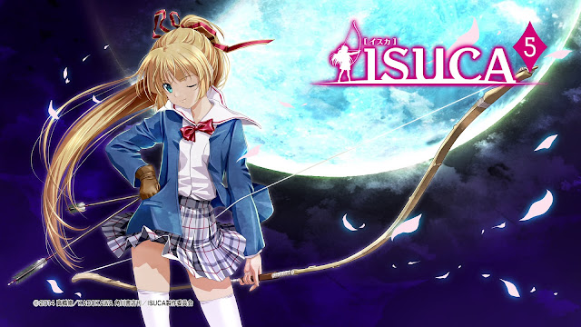 Isuca BD Sub Indo : Episode 1-10 END | Anime Loker