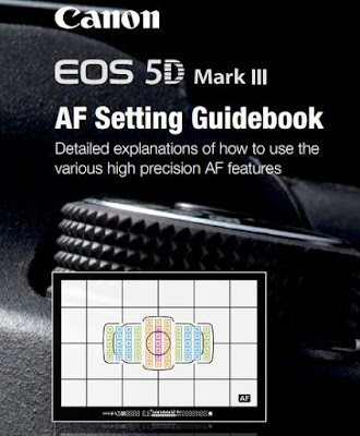 EOS 5D III AF Settings Guidebook Download