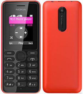 Nokia 108 Flash File