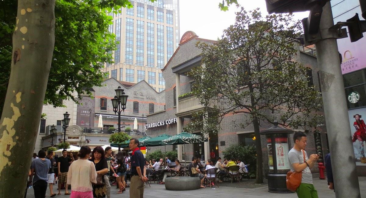 Xintiandi, Shanghai - Impressionen