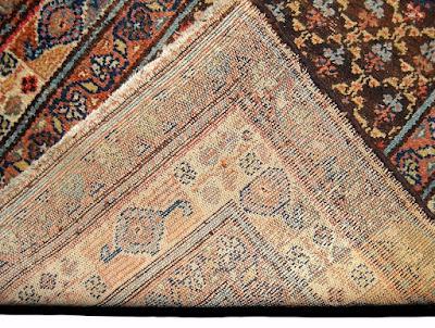 Antica passatoia persiana - antique persian rug