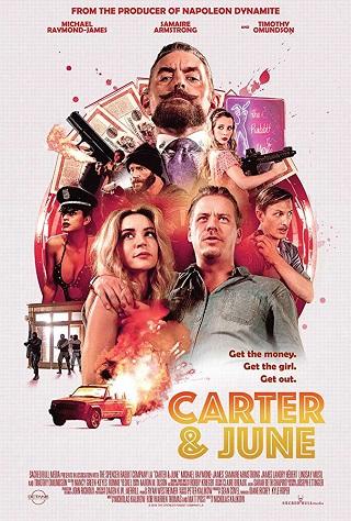 Carter & June 2017 English 270MB WEB-DL ESubs 480p
