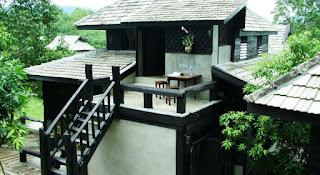 Hotel Murah di Mae On Chiang Mai - La Bhu Salah