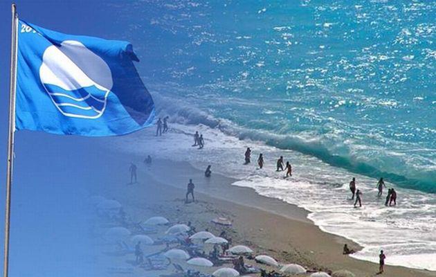 Τρείς γαλάζιες σημαίες σε παραλίες της Αργολίδας