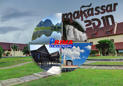 paket tour makassar 2 day 1 night