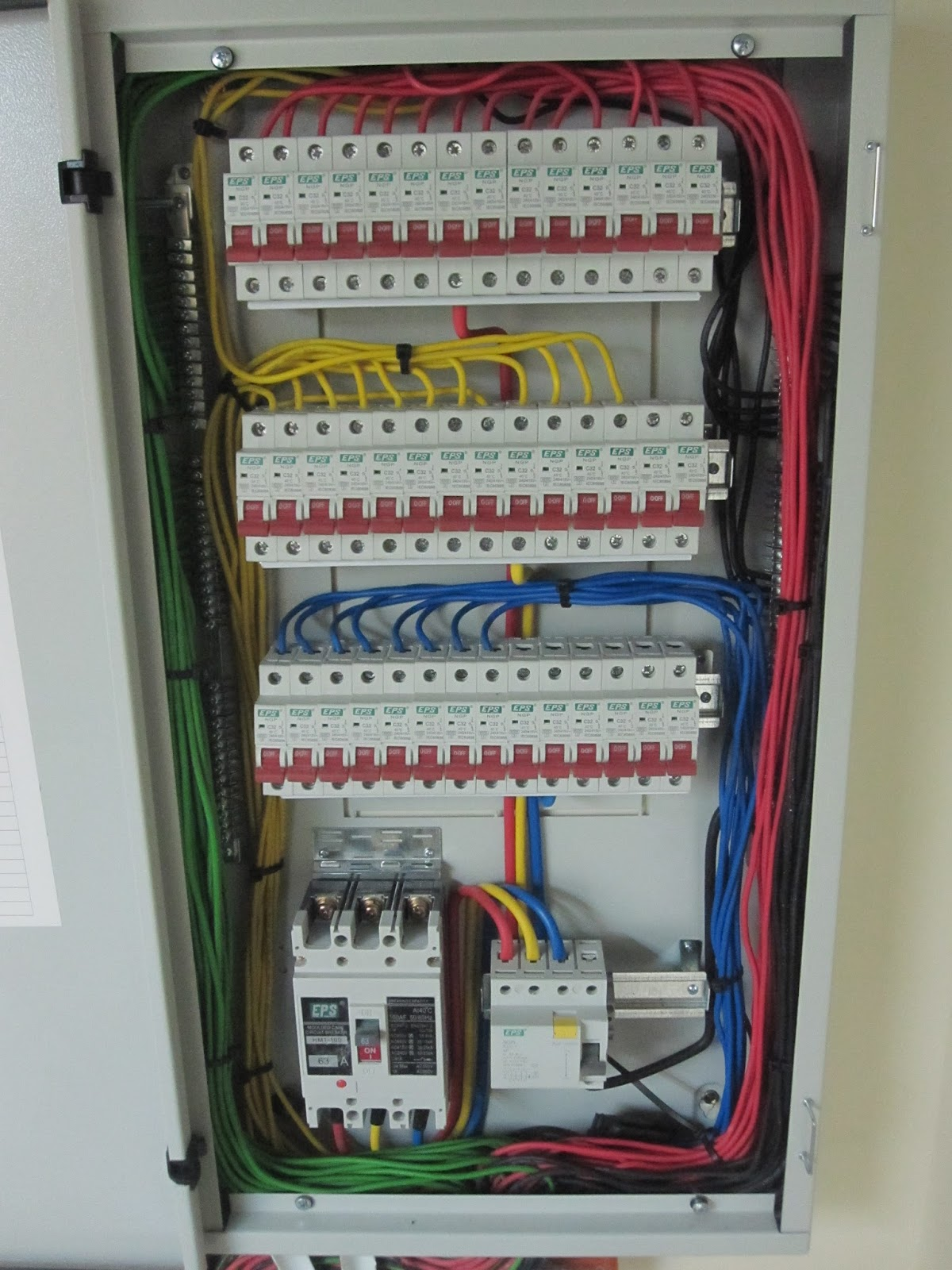 Amazing Electrical Db Dressing Gallery - Everything You Need to Know ...