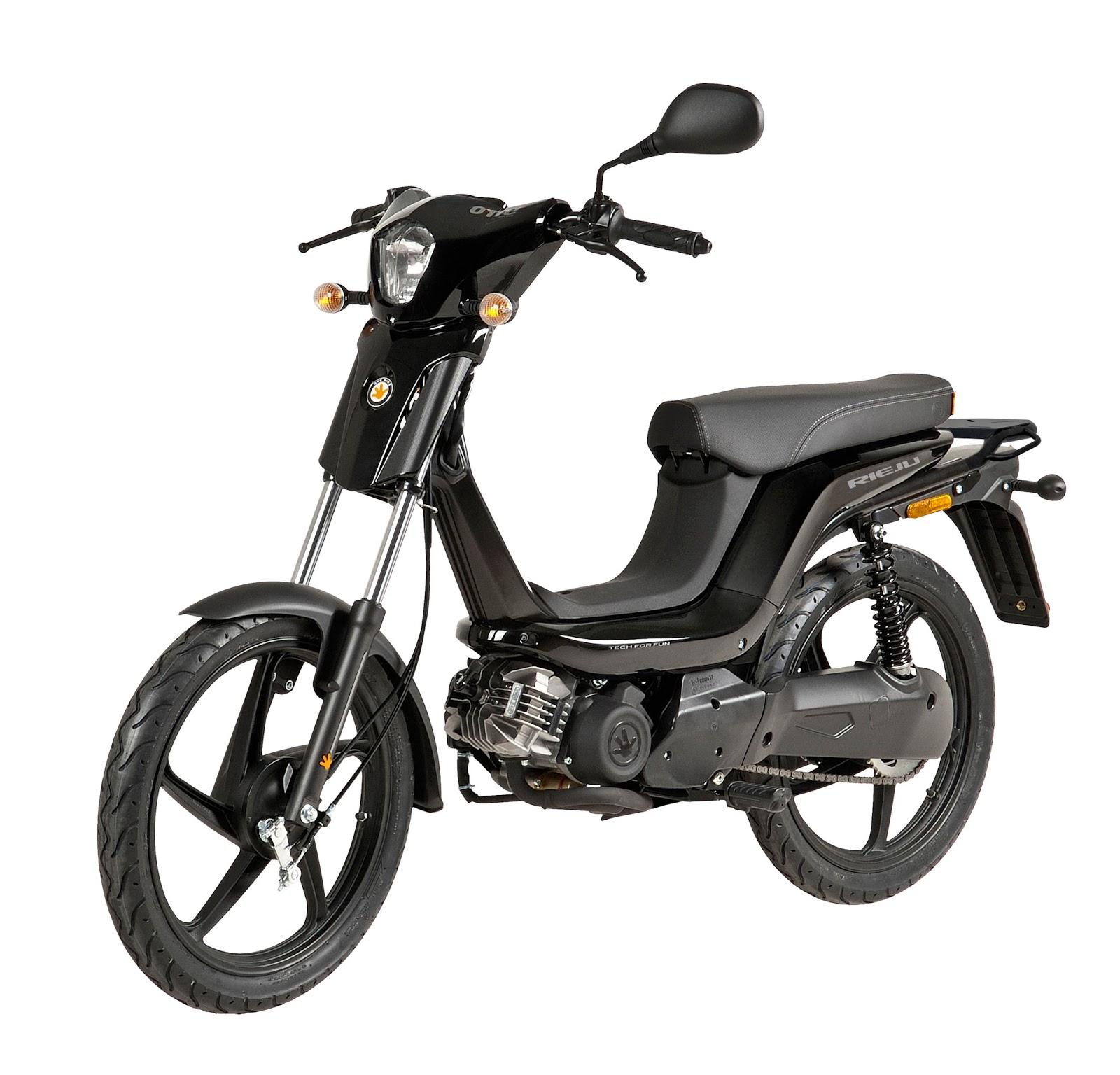 Rieju Bye Bike One Luxe ONE_LUXE_NEGRO_IZ