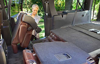 Ford Expedition Models: rear and Front door pockets