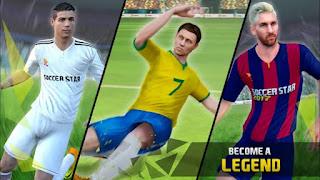 تحميل لعبة Soccer Star 2018 World Legend اموال غير محدودة! للاندرويد