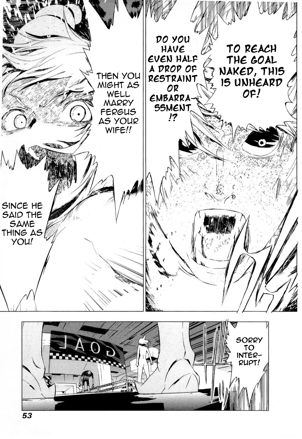 Cloth Road - Chapter 41