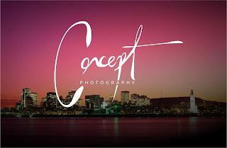 Concept Photography isim logo tasarımı