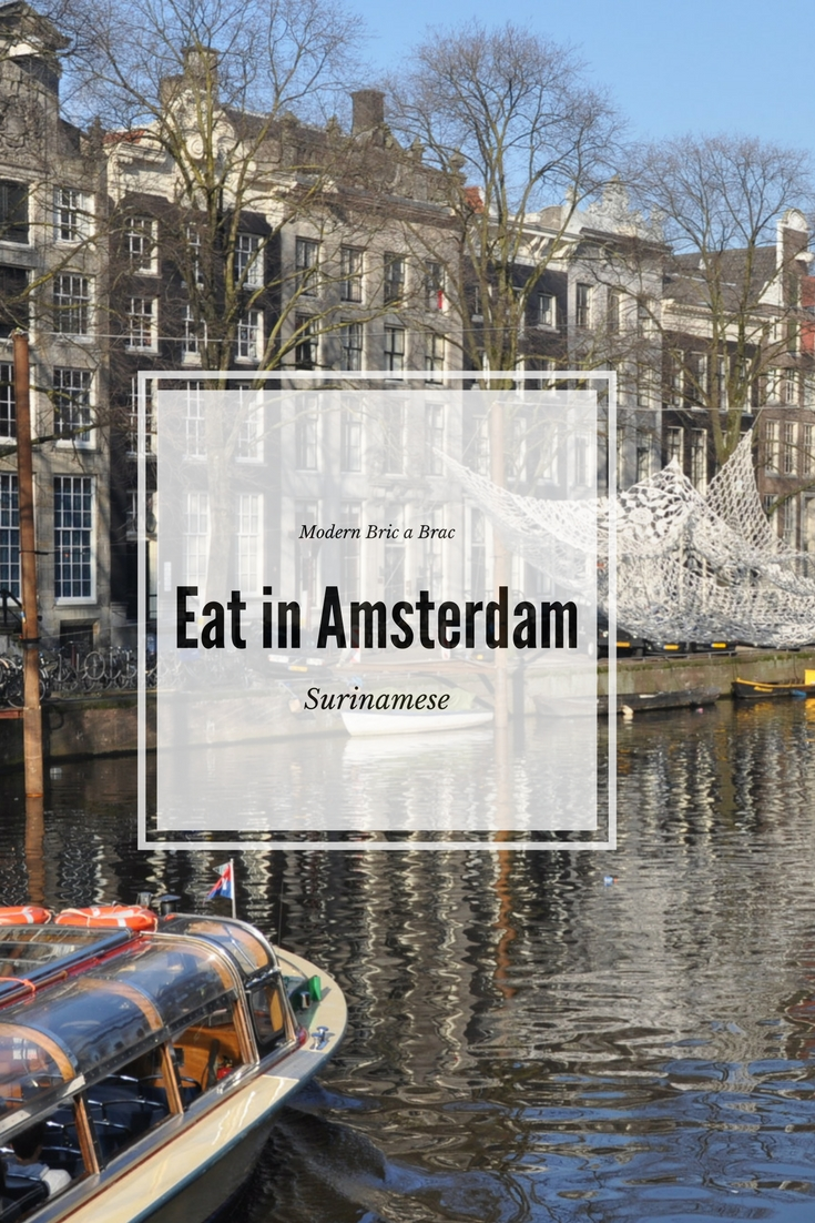 Days Away - Eat Surinamese in Amsterdam