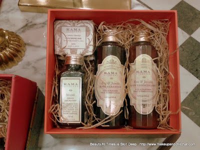 Kama Ayurveda Hair Care Gift Box