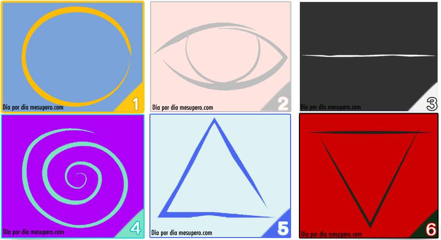 Test de los símbolos