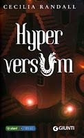 cover Hyperversum Cecilia Randall