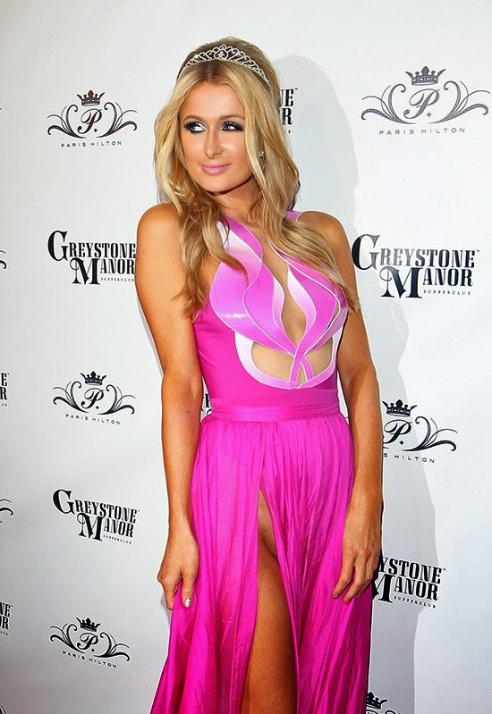 Paris Hilton With No Panties 104