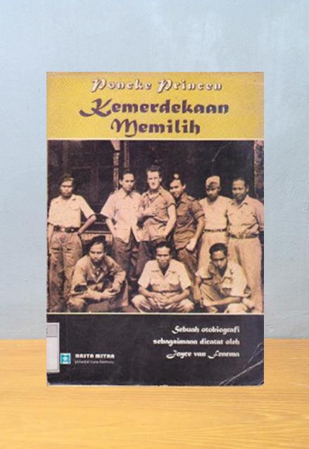 PONCKE PRINCEN: KEMERDEKAAN MEMILIH, Joyce Van Fenema