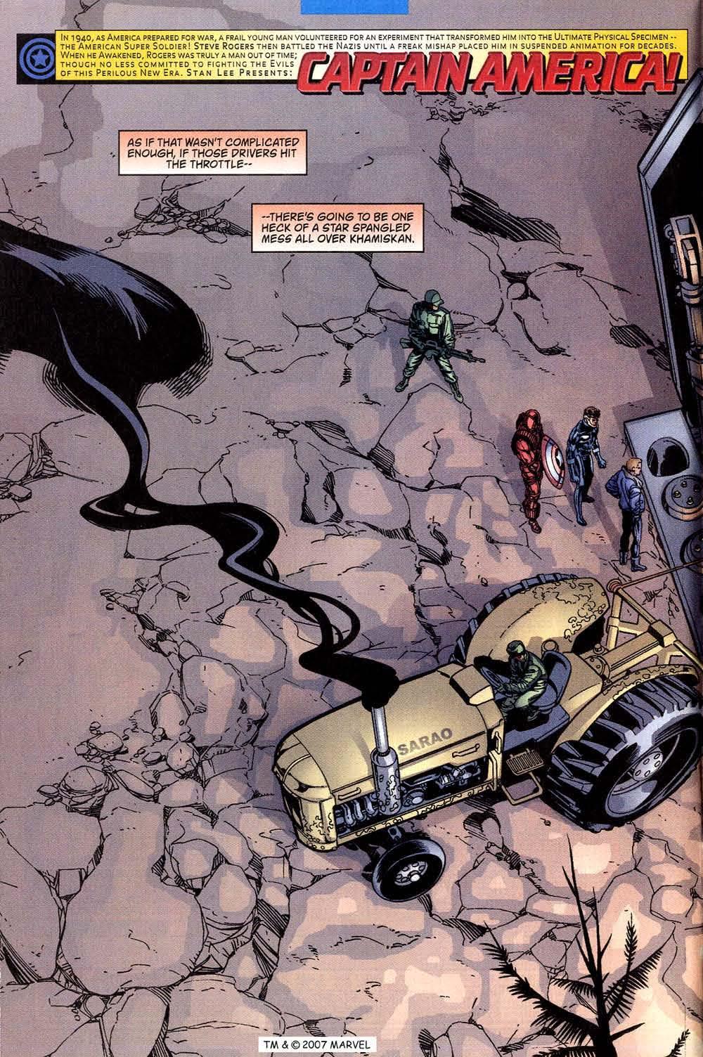 Captain America (1998) Issue #43 #50 - English 4