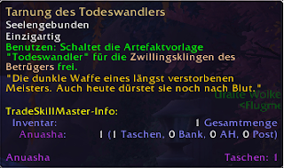 Verstecktes Potential Wow