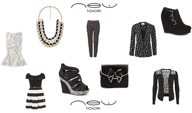 New Look Monochrome Fashion