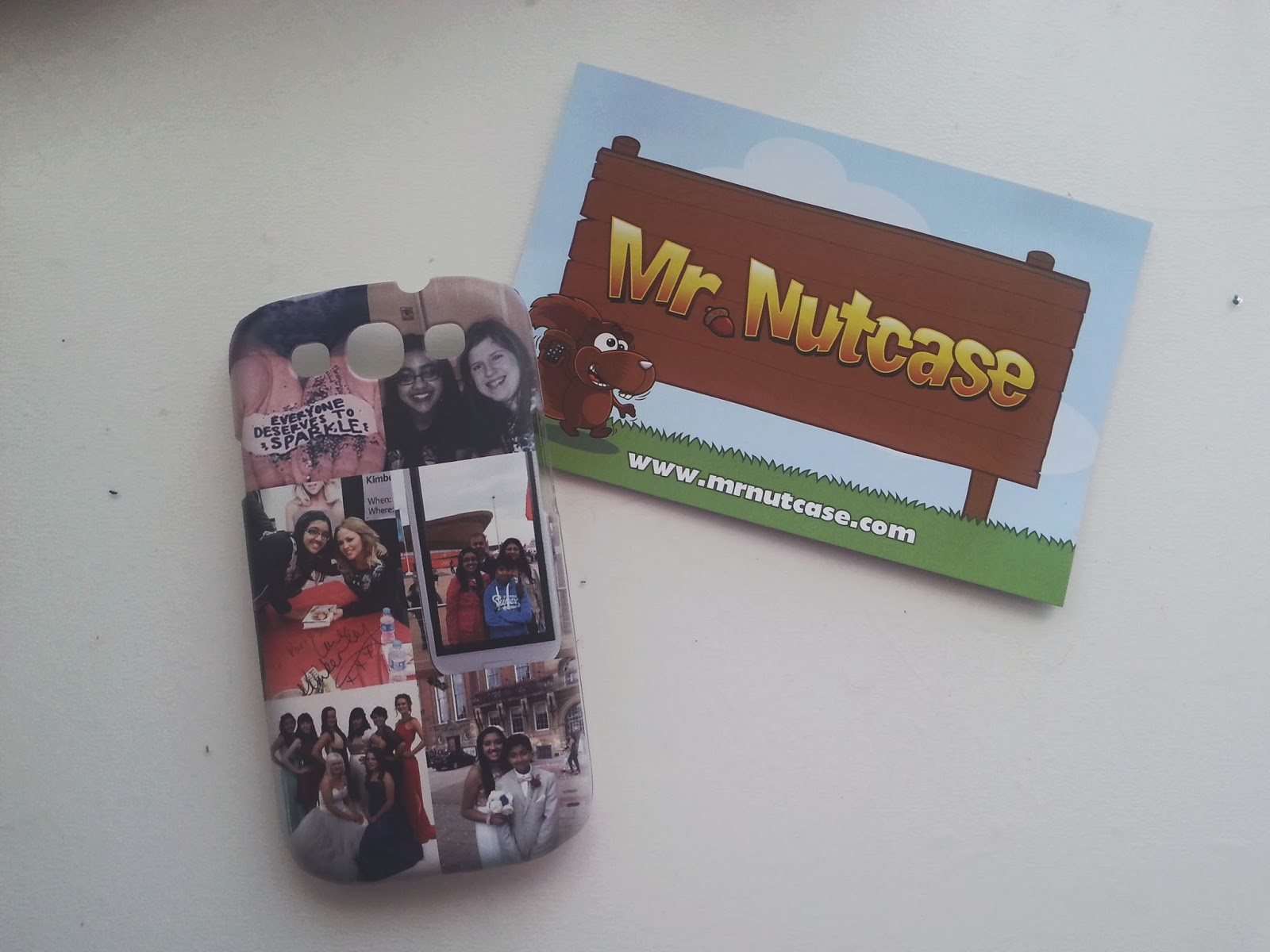 Personalised Phone Case from MrNutcase