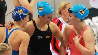 NATACIÓN - El equipo femenino de relevos estará presente en Río, el masculino no