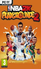 NBA 2K Playgrounds 2 - NBA 2K Playgrounds 2 All Star-CODEX