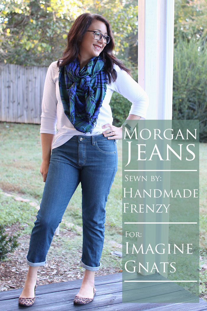Morgan Jeans // Sewing For Women