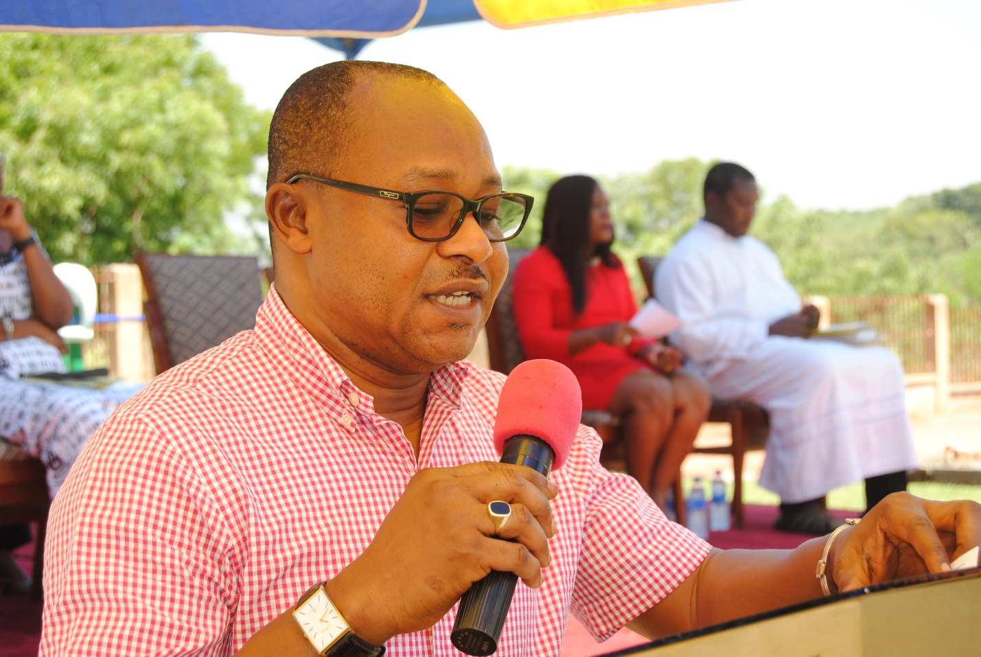 UG Crèche and Early Childhood Learning Centre Inaugurated