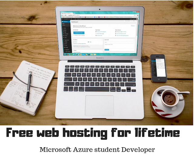 How to get free web hosting for life time