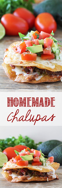 Homemade Chalupas