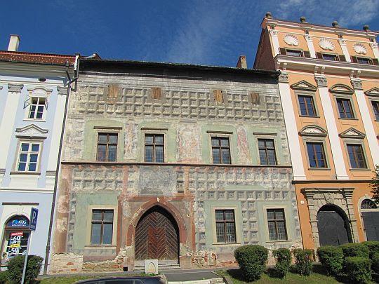 Dom Krupka który niegdyś należał do krakowskiego kupca.