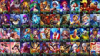 Hero terkuat yang ada di mobile Legend Pada setiap Role Hero terkuat yang ada di mobile Legend Pada setiap Role