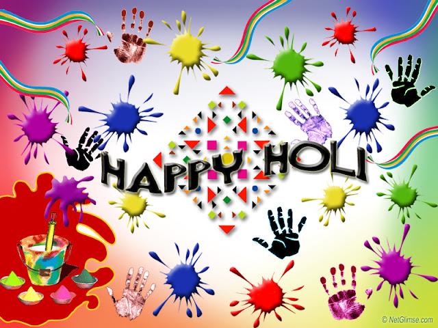Happy Holi Romantic Images 2018
