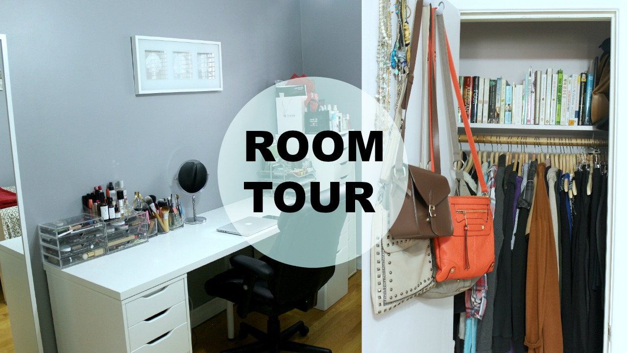 Room Tour Office Organization Makeup Storage Tips To