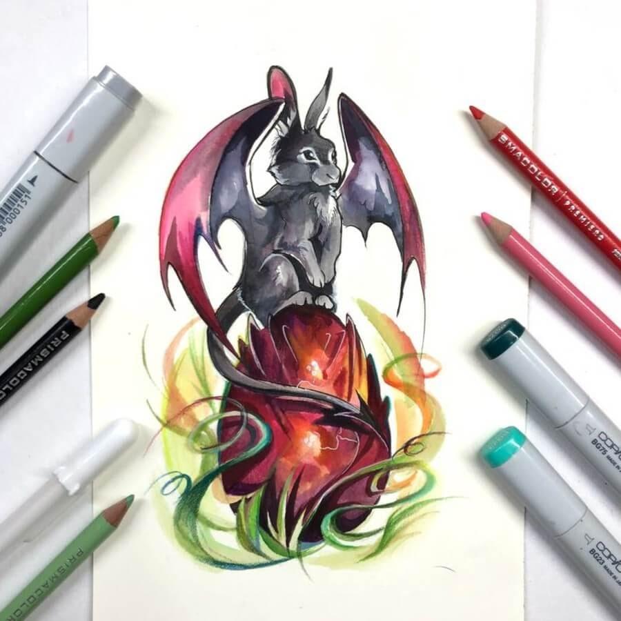 10-Dragon-Bunny-Katy-Lipscomb-www-designstack-co