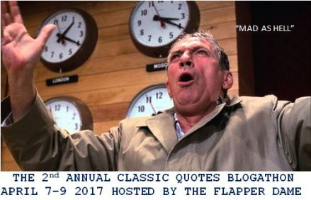 Classic Quote Blogathon