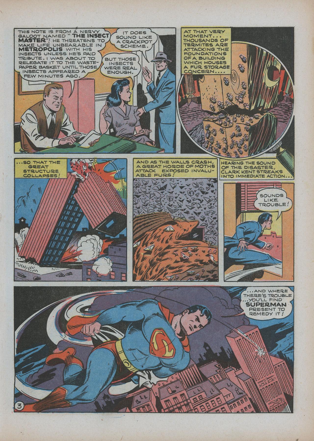 Read online World's Finest Comics comic -  Issue #10 - 5