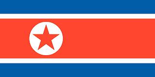 Flago de Nord-Koreio