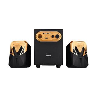 Dazumba DW266 Speaker Aktif Bluetooth | bali komputer - aksesoris komputer bali