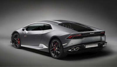 2016 Lamborghini Huracan Avio rear look Hd