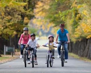 Benarkah Bersepeda Dapat Membahayakan Kesehatan Wanita?