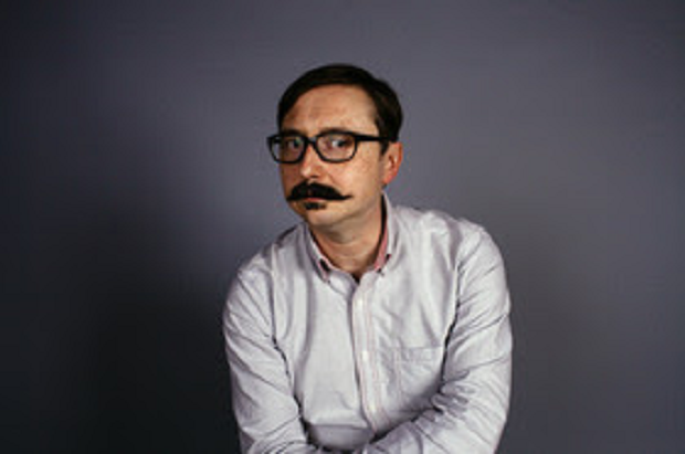 "John Hodgman Took UP Comedy Club to ""Vactionland"""