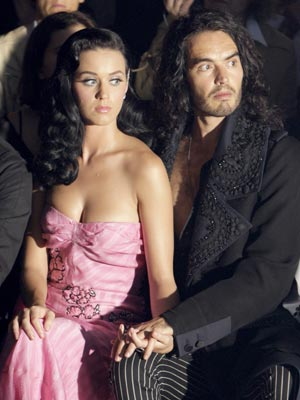 Perry s First Marriage to Russell Brand
