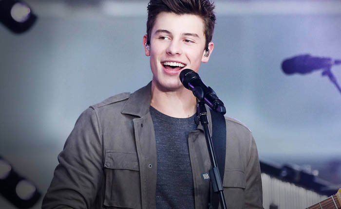 Shawn Mendes - Cantores Canadenses